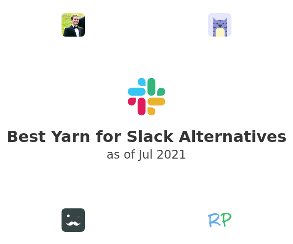 Best Yarn for Slack Alternatives
