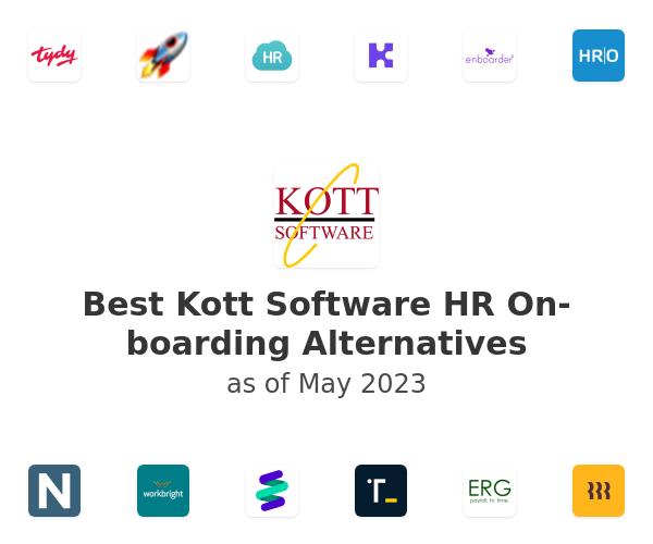 Best Kott Software HR On-boarding Alternatives