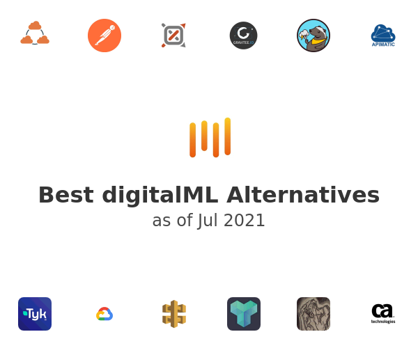 Best digitalML Alternatives