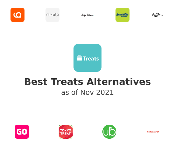 Best Treats Alternatives