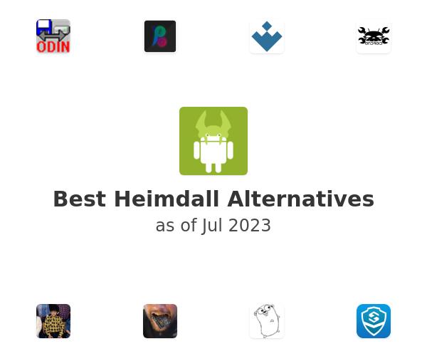 Best Heimdall Alternatives