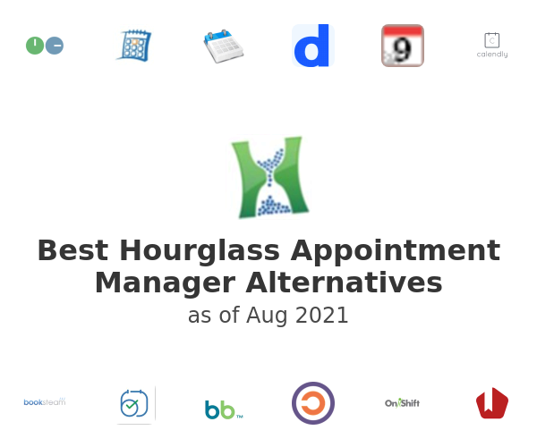 Best Hourglass Appointment Manager Alternatives