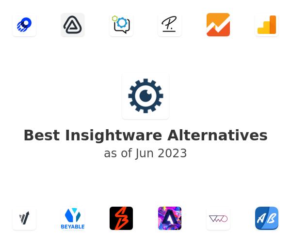 Best Insightware Alternatives