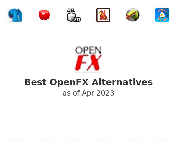 Best OpenFX Alternatives