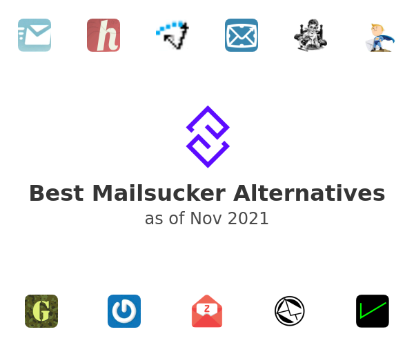 Best Mailsucker Alternatives