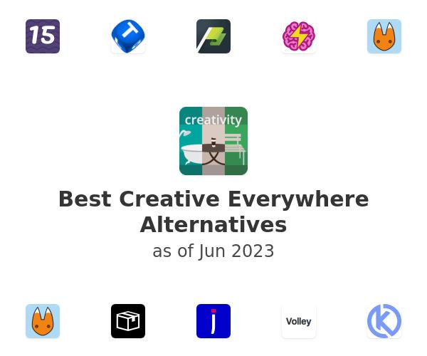 Best Creative Everywhere Alternatives