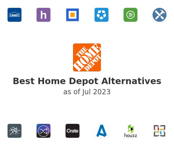 Best Home Depot Alternatives