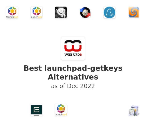 Best launchpad-getkeys Alternatives