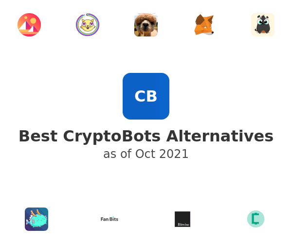 Best CryptoBots Alternatives
