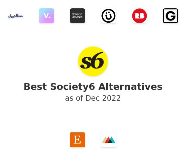 Best Society6 Alternatives