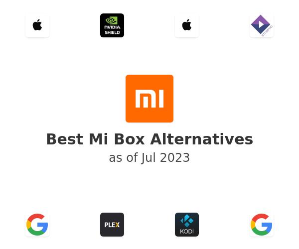 Best Mi Box Alternatives
