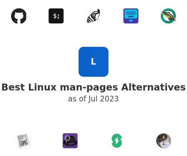 Best Linux man-pages Alternatives