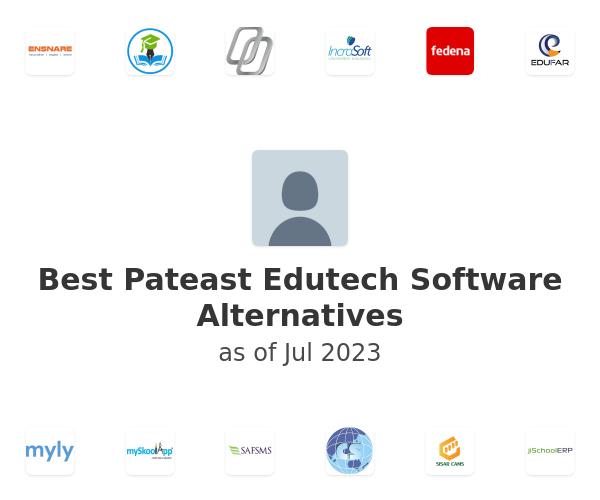 Best Pateast Edutech Software Alternatives