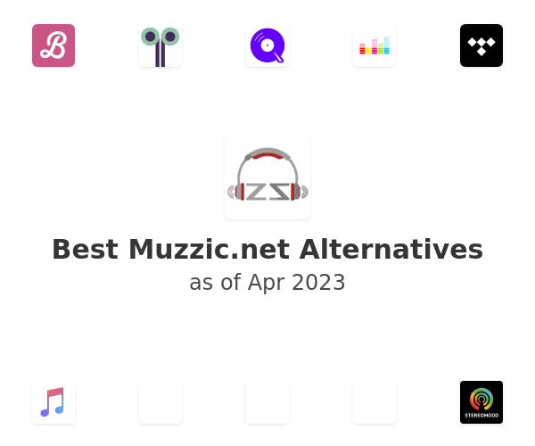 Best Muzzic.net Alternatives