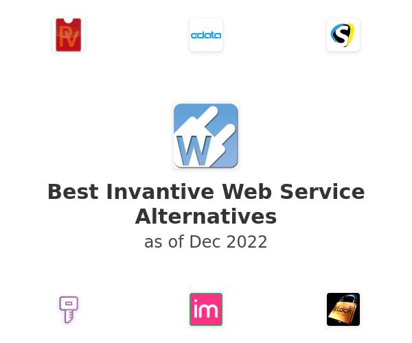 Best Invantive Web Service Alternatives