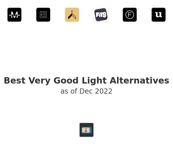 Best Very Good Light Alternatives