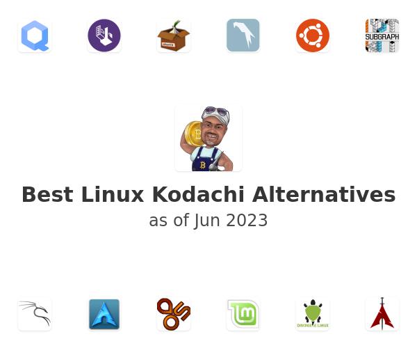 Best Linux Kodachi Alternatives