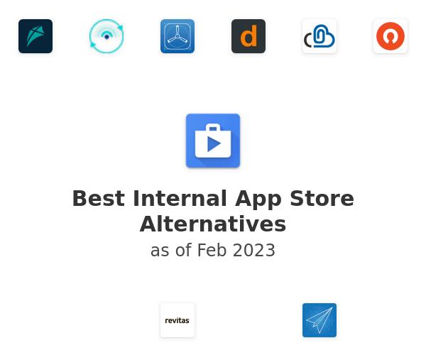 Best Internal App Store Alternatives