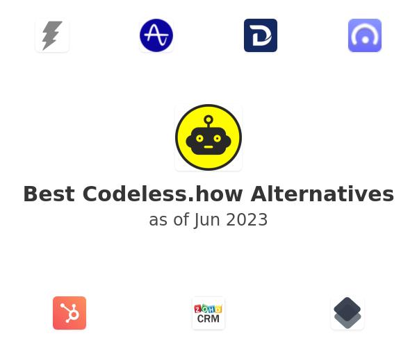 Best Codeless.how Alternatives
