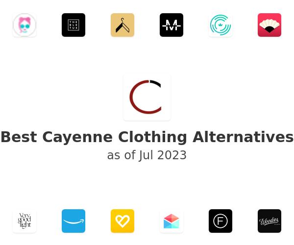 Best Cayenne Clothing Alternatives