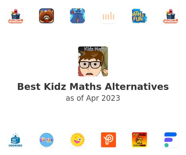 Best Kidz Maths Alternatives