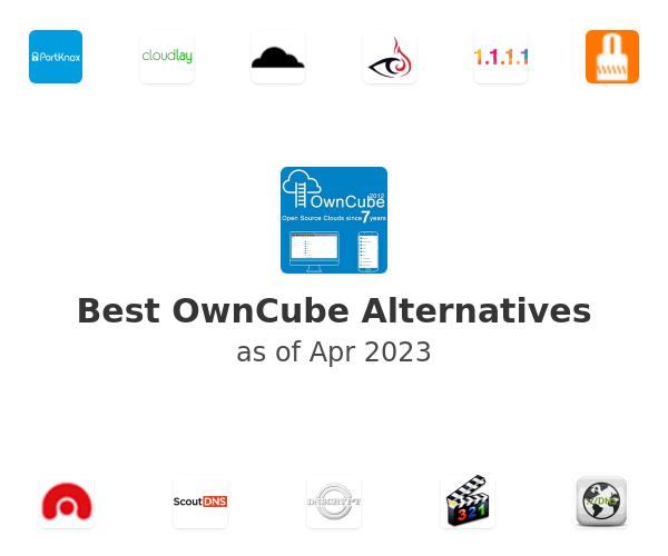 Best OwnCube Alternatives