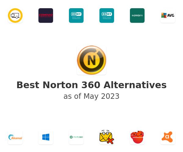 Best Norton 360 Alternatives