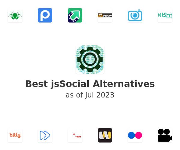 Best jsSocial Alternatives
