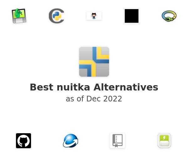 Best nuitka Alternatives