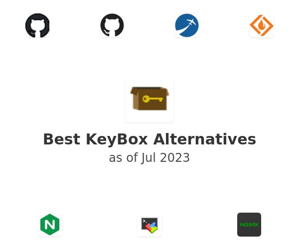 Best KeyBox Alternatives