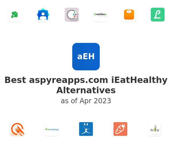 Best iEatHealthy Alternatives