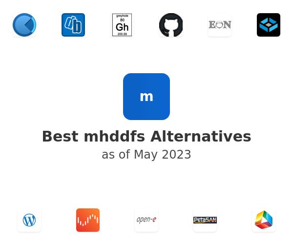 Best mhddfs Alternatives