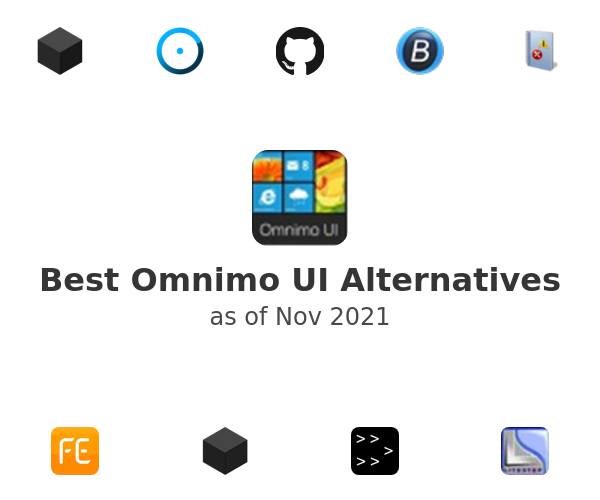 Best Omnimo UI Alternatives