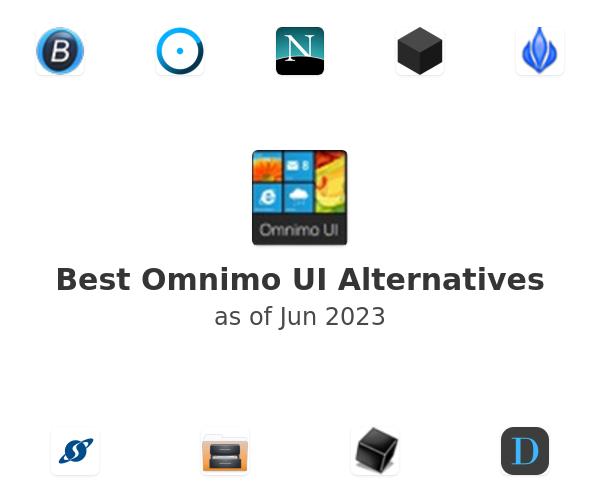 Best Omnimo UI Alternatives