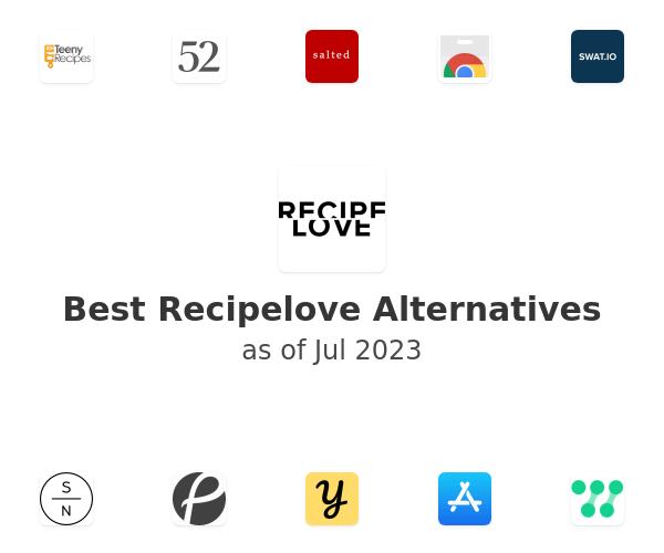 Best Recipelove Alternatives