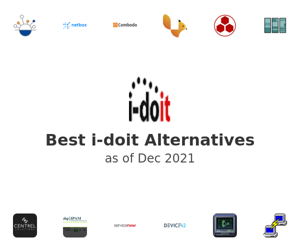 Best i-doit Alternatives