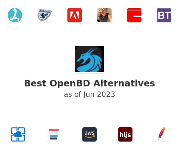 Best OpenBD Alternatives