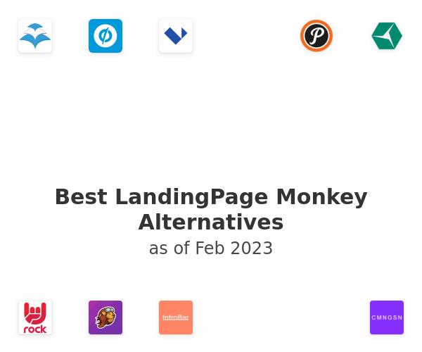 Best LandingPage Monkey Alternatives