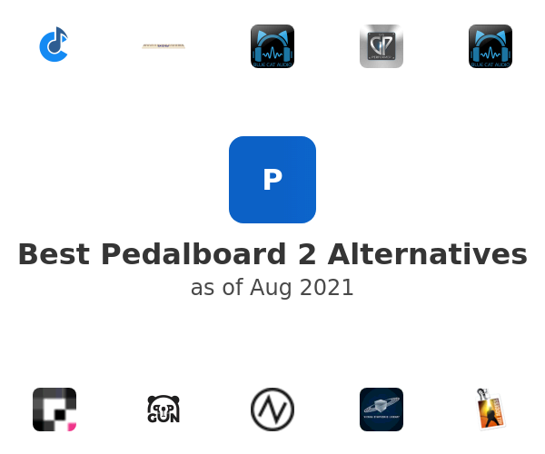 Best Pedalboard 2 Alternatives