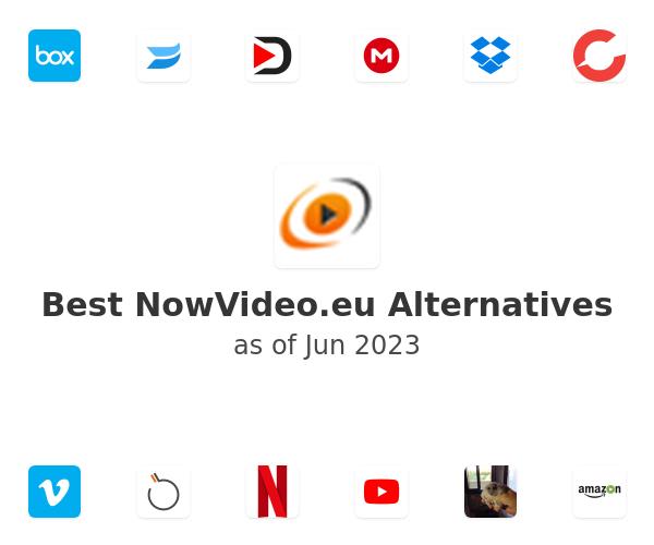 Best NowVideo Alternatives