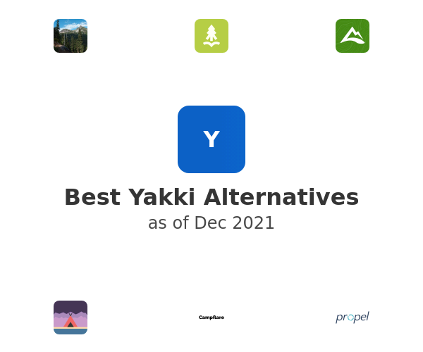 Best Yakki Alternatives