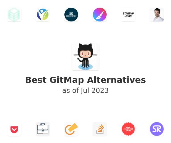 Best GitMap Alternatives