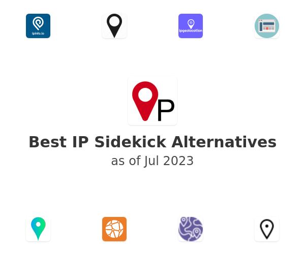 Best IP Sidekick Alternatives