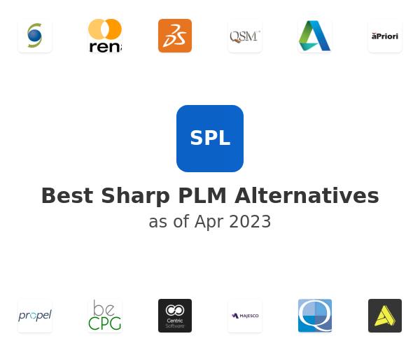 Best Sharp PLM Alternatives