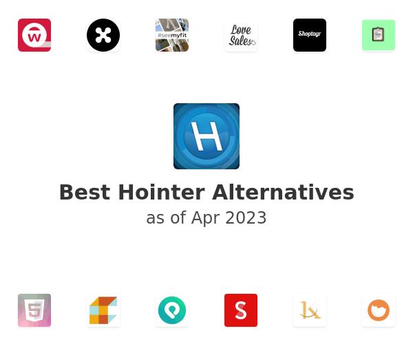 Best Hointer Alternatives