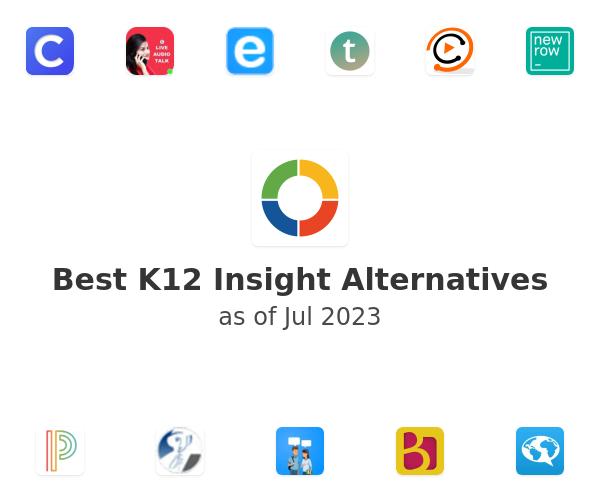 Best K12 Insight Alternatives