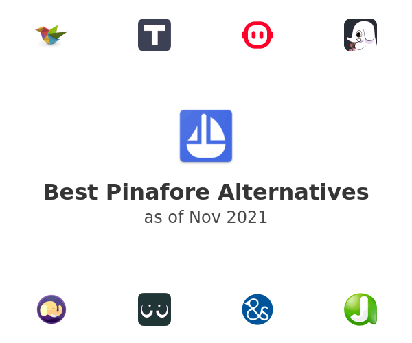 Best Pinafore Alternatives