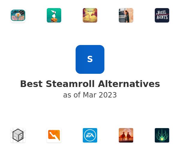 Best Steamroll Alternatives