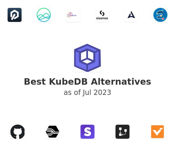 Best KubeDB Alternatives
