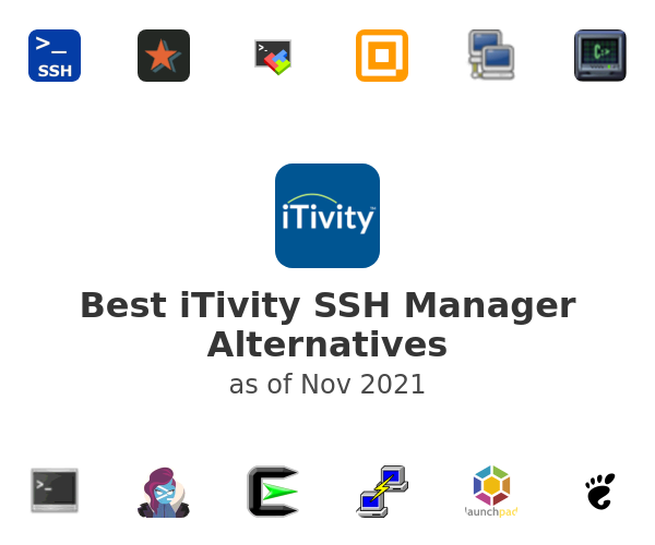 Best iTivity SSH Manager Alternatives